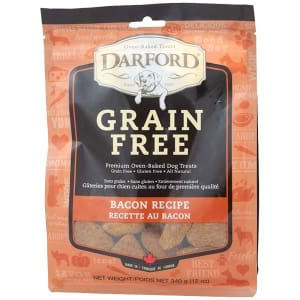 Grain Free Bacon Dog Treats- Code#: PT041