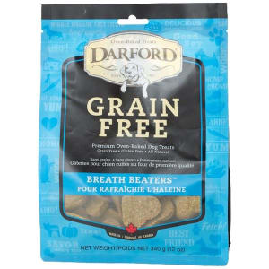 Grain Free Breath Beaters Dog Treats- Code#: PT042