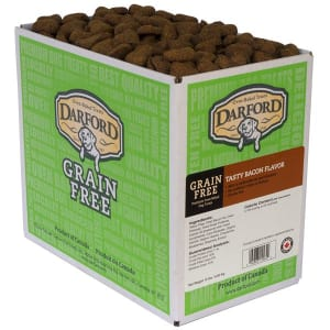 Grain Free Bacon Dog Treats- Code#: PT056