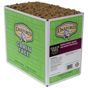 Grain Free Turkey Mini Dog Treats- Code#: PT059