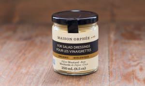 Organic Dijon Mustard- Code#: SA0004