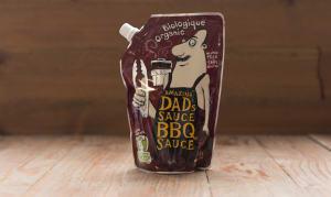 Organic Amazing Dad's BBQ Sauce- Code#: SA008