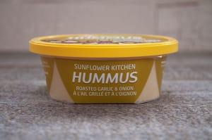 Roasted Garlic and Onion Hummus- Code#: SA012