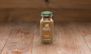 Organic Cinnamon, Ground in Glass Bottle- Code#: SA0132