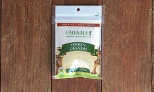 Organic Onion Granules- Code#: SA0154