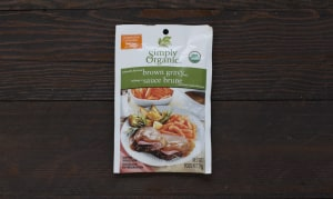 Organic Brown Gravy Mix- Code#: SA018