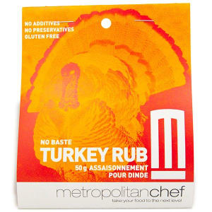 No Baste Turkey Rub- Code#: SA0214