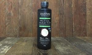 Organic Coconut MCT Oil- Code#: SA0278