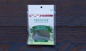 Organic Dill Weed Flakes- Code#: SA0966