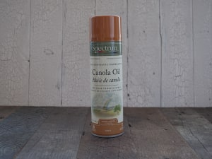Expeller Pressed Canola Spray Oil- Code#: SA103