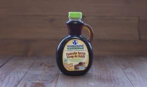 Organic Pancake Syrup- Code#: SA1620