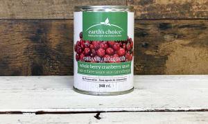 Organic Whole berry Cranberry Sauce- Code#: SA3136