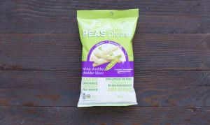 Organic White Cheddar Crunchy Pea Snack- Code#: SA3144