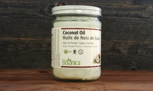 Organic Virgin First Pressed Coconut Oil- Code#: SA3195
