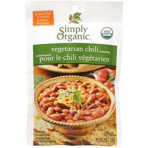 Organic Veggie Chili Seasoning Mix- Code#: SA3260