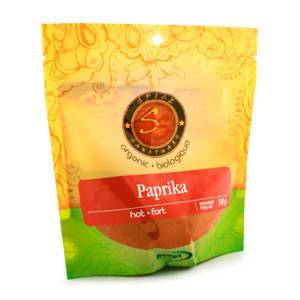 Organic Paprika, Hot- Code#: SA3330