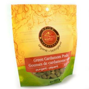 Organic Cardamom Pods, Whole- Code#: SA3346