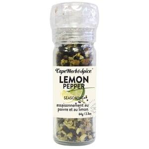 Lemon Pepper Grinder- Code#: SA3600