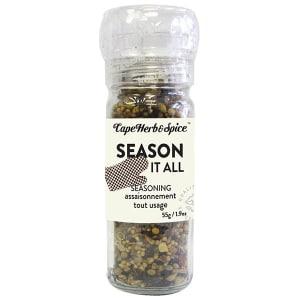 Season It All Grinder- Code#: SA3603