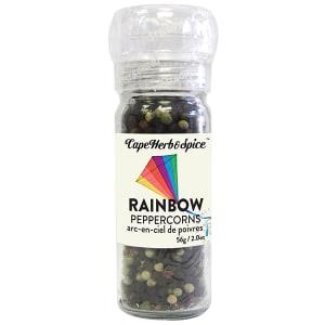 Rainbow Pepper Grinder- Code#: SA3604