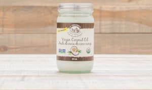 Organic Virgin Coconut Oil- Code#: SA510