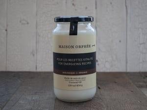 Organic Deodorized Coconut Oil- Code#: SA540