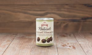 Medium Black Pitted Olives- Code#: SA620