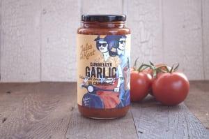Caramelized Garlic Pasta Sauce- Code#: SA641