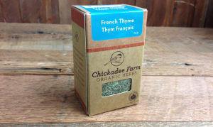 Organic French Thyme- Code#: SA8017