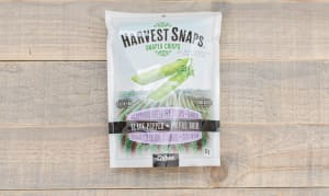 Black Pepper Snapea Crisps- Code#: SN0067