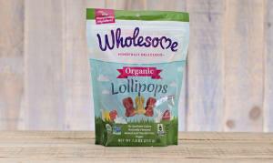 Organic Bunny Lollipops- Code#: SN0103