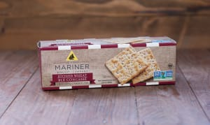 Stoned Wheat Crackers- Code#: SN1162