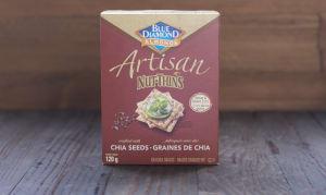 Artisan Nut Thins - Chia- Code#: SN1451