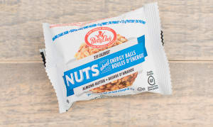 Protein Plus Almond Butter Ball- Code#: SN1481