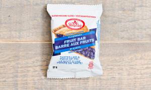 Blueberry Fruit Bar- Code#: SN1487