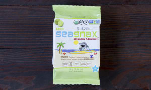 Organic Big Grab & Go Seaweed Snacks Lime- Code#: SN1858