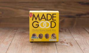 Organic Chocolate Banana Granola Minis- Code#: SN1872
