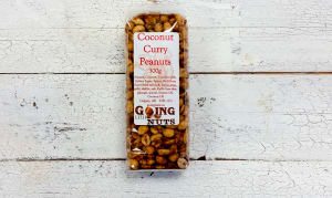 Coconut Curry Peanuts- Code#: SN3033