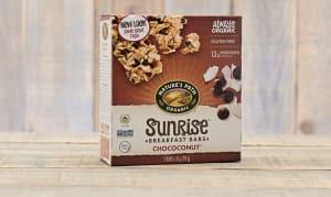 Organic Chococonut Granola Bars- Code#: SN3822