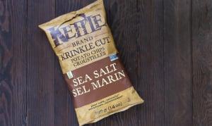 Salted Krinkle Cut Chips- Code#: SN465