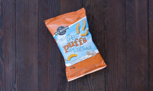 Organic Baked Cheese Puffs- Code#: SN493