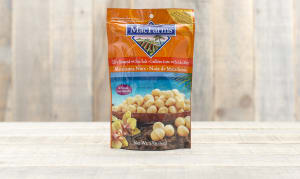 Macadamias with Sea Salt- Code#: SN532