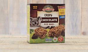Organic Crispy Rice Bar, Koala Chocolate- Code#: SN625