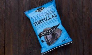 Organic Blue Corn Tortilla Chips- Code#: SN675