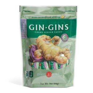Gin Gins® Original Chewy Ginger Candy- Code#: SN7205