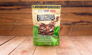 Toasted Coconut Turn - Made with GF Ingredients- Code#: SN8233