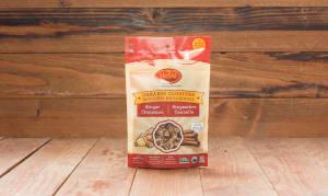 Buckwheat Ginger & Cinnamon Snacks- Code#: SN8240