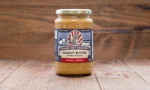 Smooth Peanut Butter - Fresh Roast- Code#: SP0030