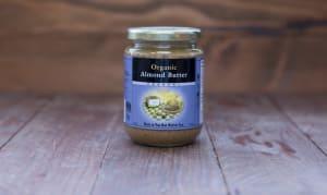 Almond Butter - Crunchy- Code#: SP0052