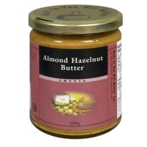 Almond Hazelnut Butter- Code#: SP1033